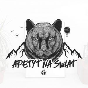 Plakat Apetyt na Świat - Pantera