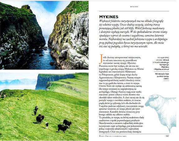Mykines, Wyspy Owcze