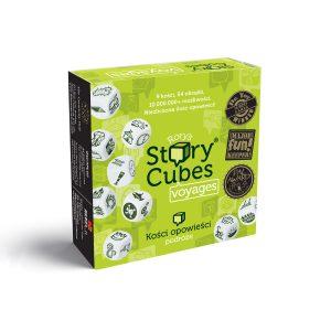 Rebel - Story Cubes - Voyages - kości opowieści - opakowanie