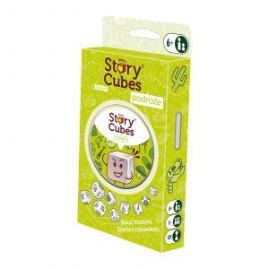 Rebel - Story Cubes - nowa edycja Podróże - pudełko