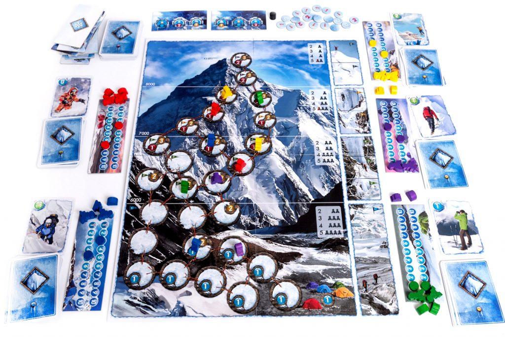 Gra planszowa K2