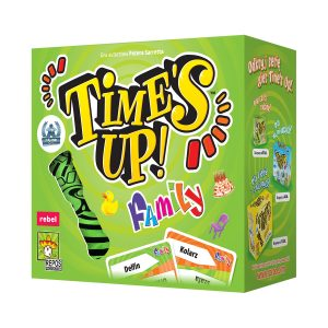 Rebel - Time's Up - Family - pudełko