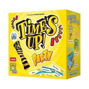 Rebel - Time's Up Party (2020) - pudełko