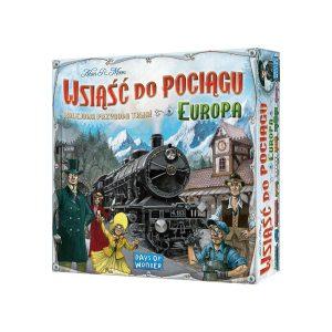 Rebel - Wsiąść do pociągu - Europa