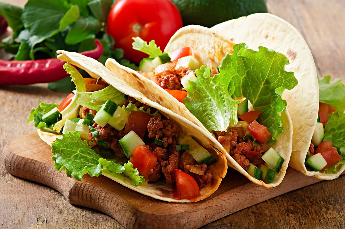 Meksyka艅skie jedzenie