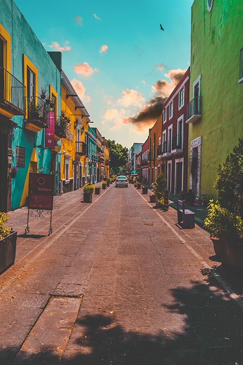Wyprawa doMeksyku - Mexico City