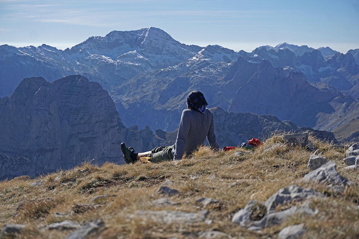 Czarnogóra - naszlaku wgórach