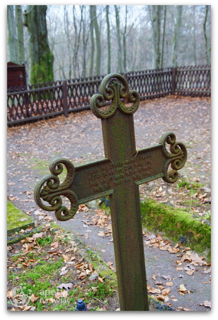 Cmentarz leśników na Bukowej Górze