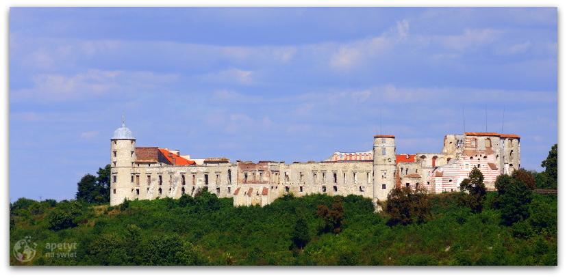 Zamek wJanowcu