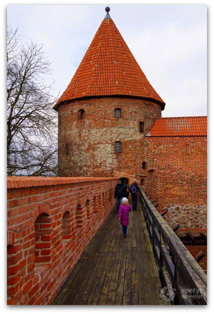 Zamek krzyżacki w Bytowie