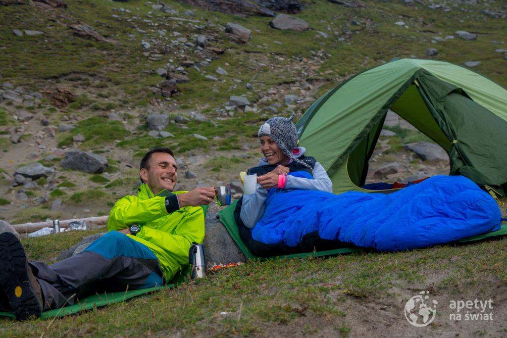 Namiot all-inclusive, czyli krótka opowieść o wrześniowej podróży poślubnej na Lofoty