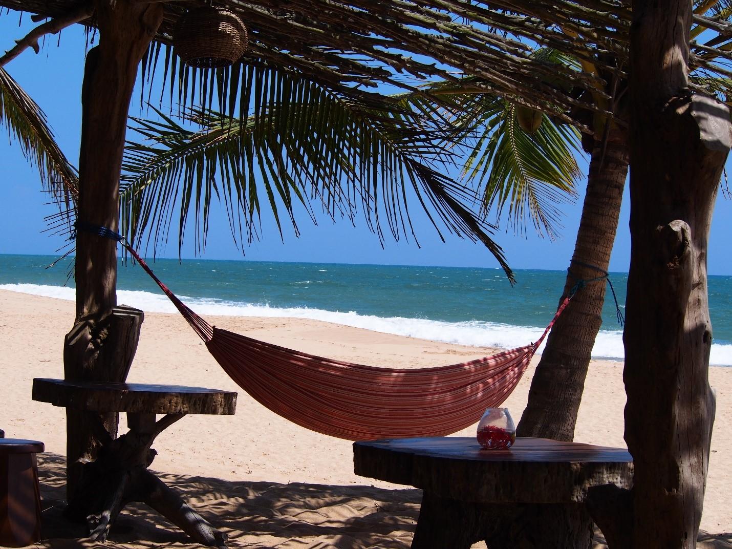 Sri Lanka, plaża wTangalle